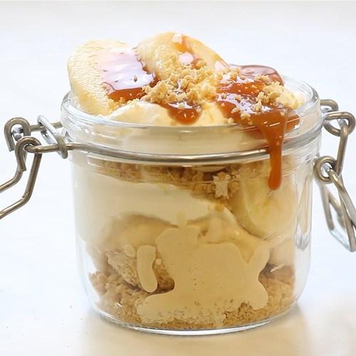 Banoffee Crunch