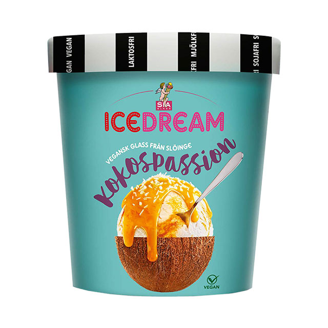 Ice Dream Kookospassion 0,5 l