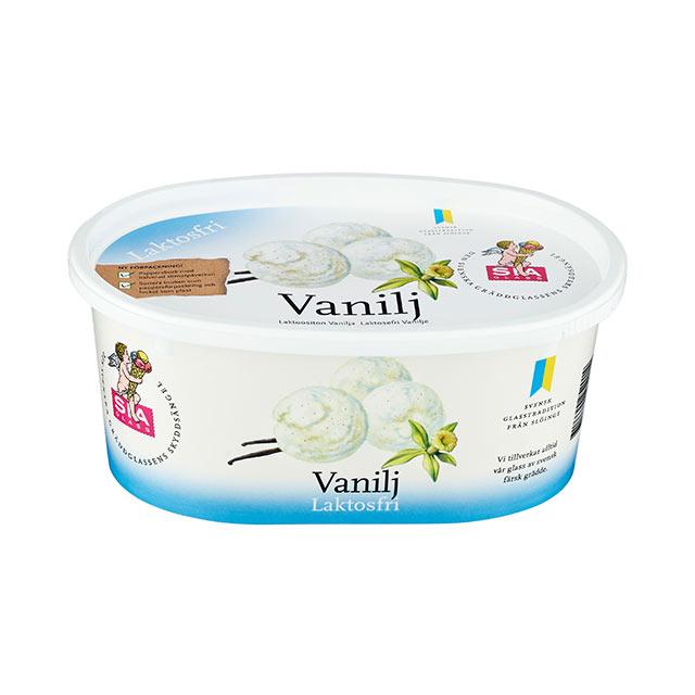 Vanilja Laktoositon 0,65 l