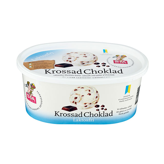 Murskattu suklaa Laktoositon 0,65 l